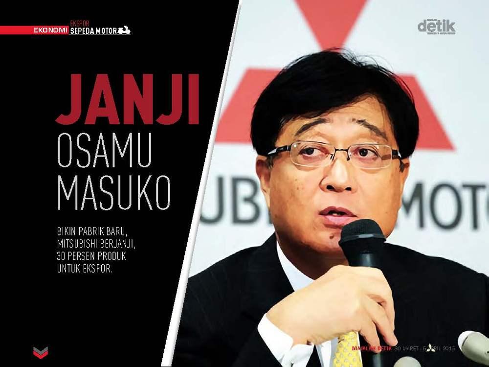 Janji Osamu Masuko