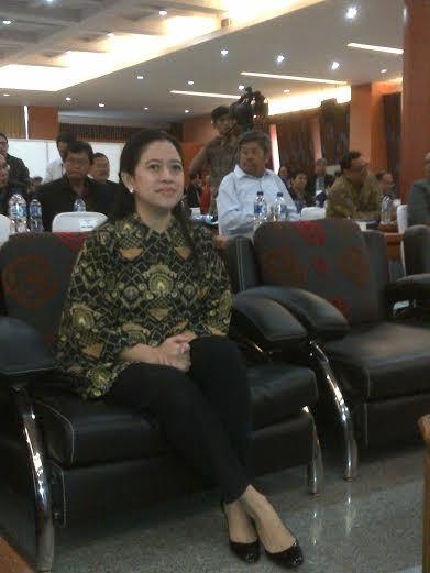 Ini Isi Pembicaraan Puan dan Jokowi di Dalam Mobil RI-1