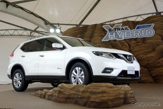 Nissan Luncurkan X-Trail Versi Hybrid