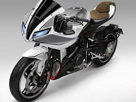 Beginikah Tampang Asli Motor Suzuki Bermesin Turbo?