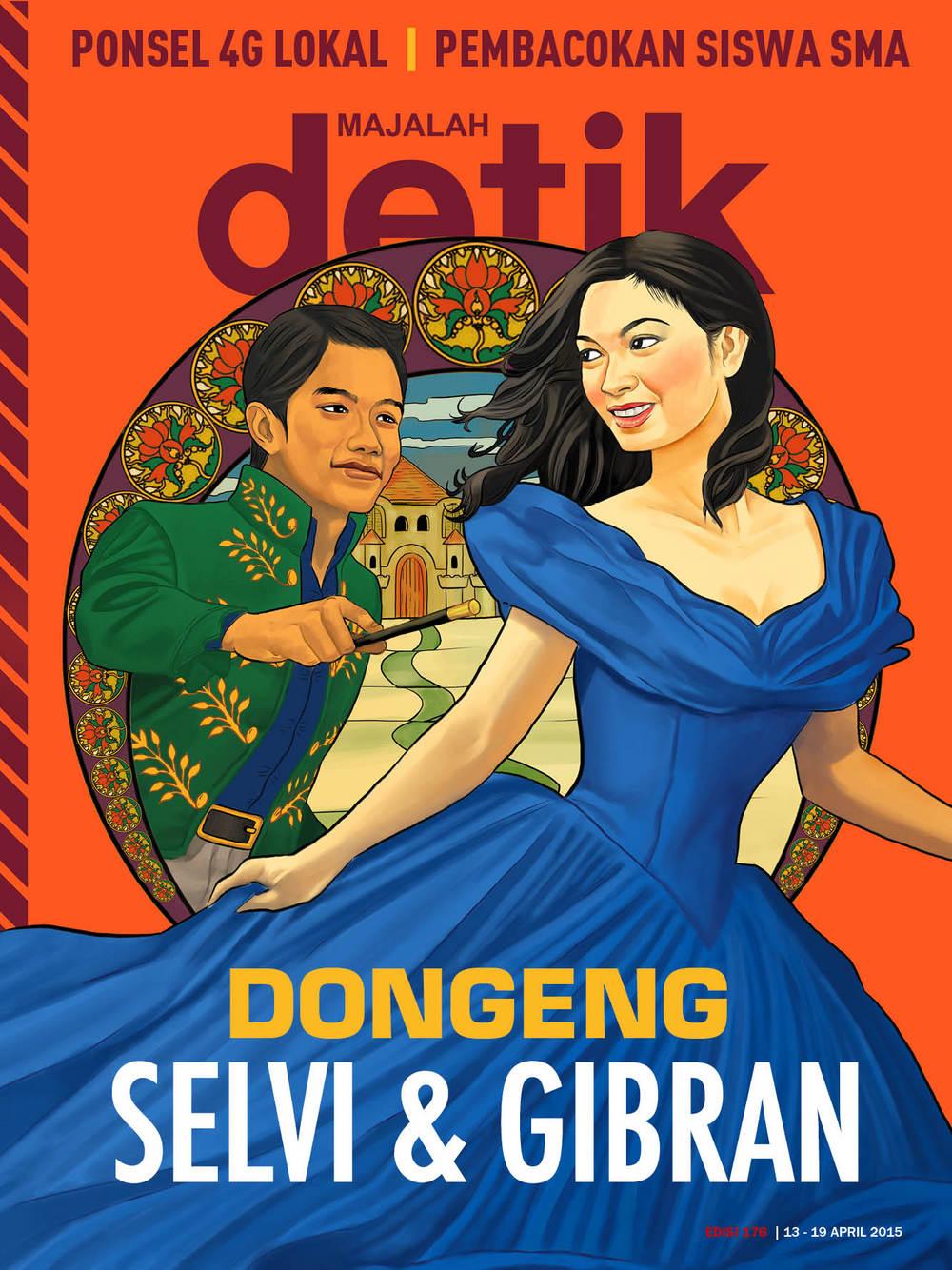 Dongeng Selvi & Gibran