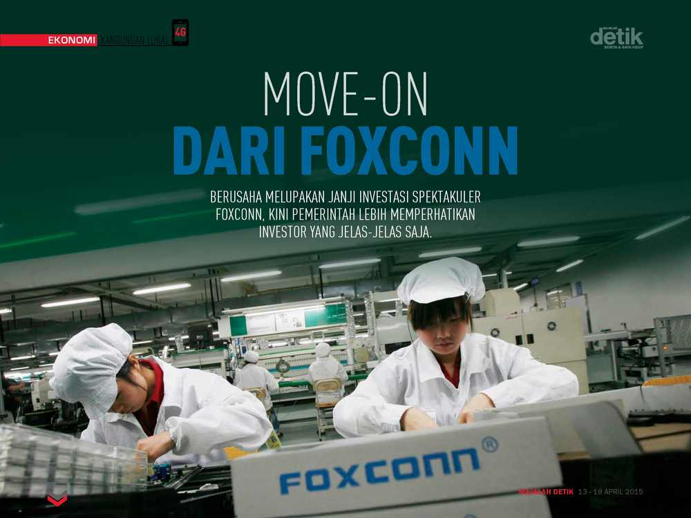 Move-On dari Foxconn