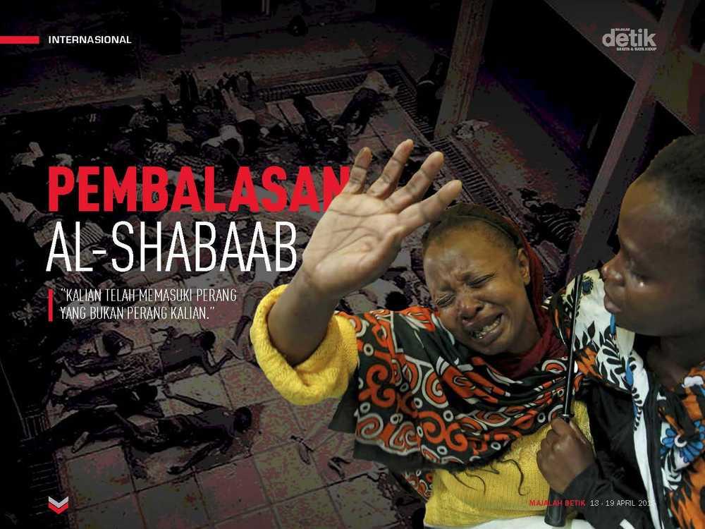 Pembalasan Al-Shabaab