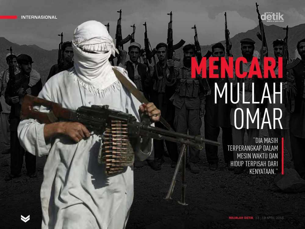 Mencari Mullah Omar