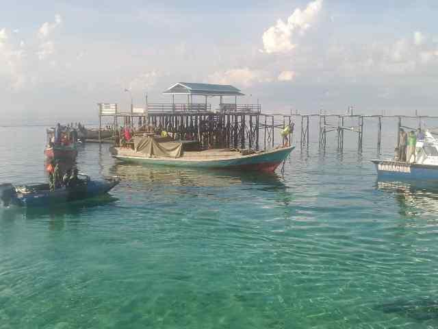 Menko Maritim Bagikan Rp 2,1 Triliun untuk Pulau-pulau Kecil