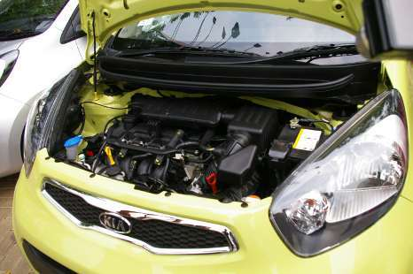 Konsumsi BBM Kia Picanto Sentuh 19,67 Km/Liter