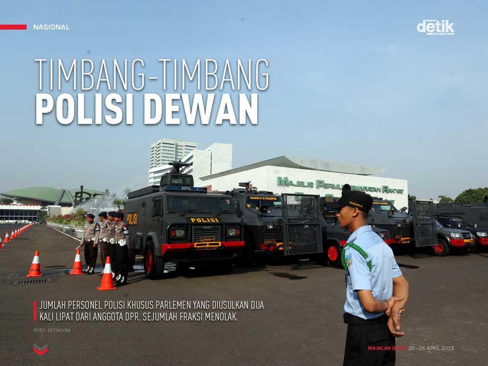 Timbang-timbang Polisi Dewan
