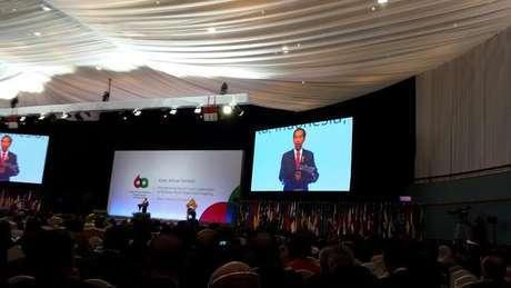 Fahri Hamzah Puji Pidato Jokowi di Acara Pembukaan KAA