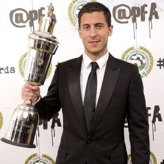 Hazard Pemain Terbaik PFA, Kane Pemain Muda Terbaik