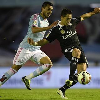 Chicharito Dua Gol, Madrid Tundukkan Celta 4-2