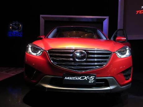 Mazda: CX-5 Paling Mahal yang Paling Diburu