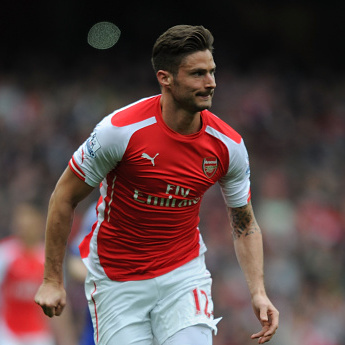Giroud Pesimistis Arsenal Bisa Kejar Chelsea