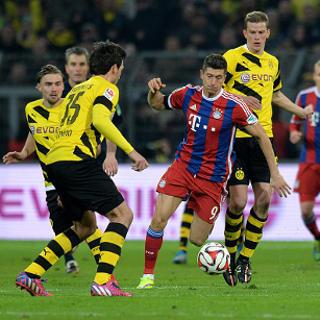 Dortmund Siap Habis-habisan untuk Kalahkan Bayern