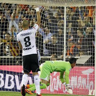 Valencia Gasak Granada 4-0