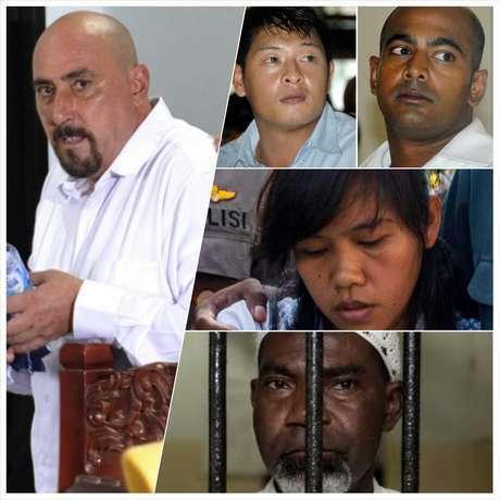 Dor! Bali Nine cs Dieksekusi Mati di Nusakambangan