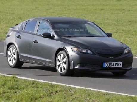 Honda Civic Teranyar Kejepret Kamera Saat Diuji di Jalan