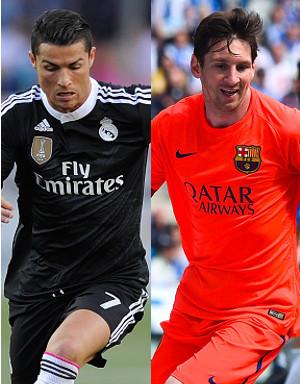 Balapan Seru Messi vs Ronaldo di Puncak Topskorer La Liga