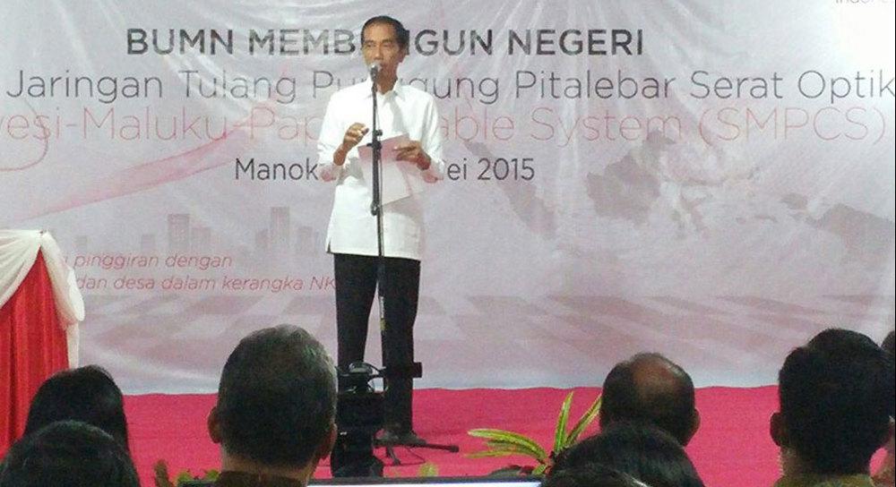 Presiden Berharap Broadband Dongkrak UKM via e-Commerce