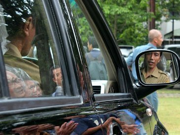 Camry Eks Mobdin Jokowi di Solo Dilelang, Tak Ada Peserta yang Berminat