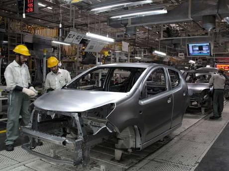 Suzuki Produksi 15 Juta Mobil di India