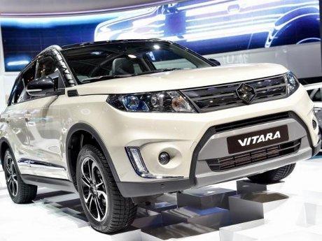 Suzuki Vitara Diluncurkan Awal 2016, Banderol Rp 250 Juta