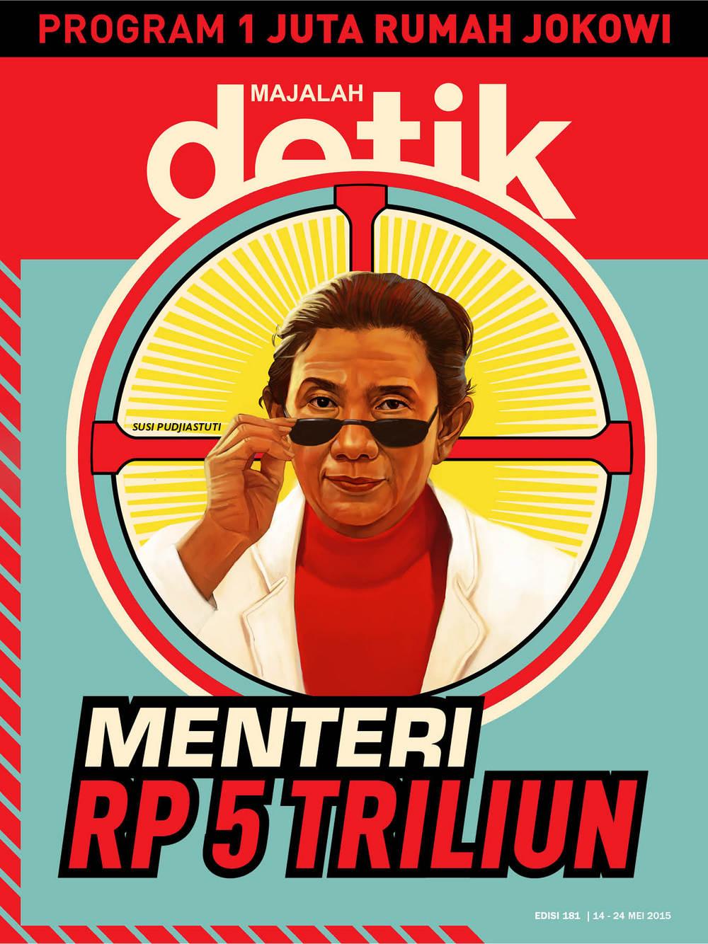 Menteri Rp 5 Triliun
