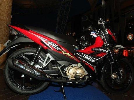 Kenapa Mesin Satria Dibuat 115 cc, Suzuki?