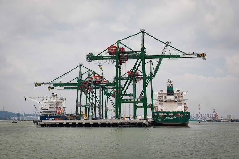 Jokowi Akan Resmikan Pengoperasian Pelabuhan Tercangih di RI