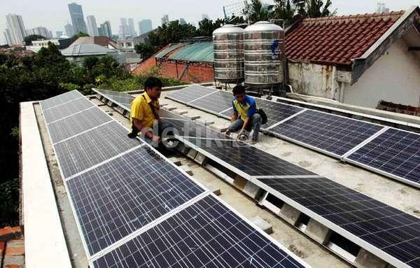 Jual Listrik ke PLN Pakai Solar Cell, Bisa Hemat Rp 2 Juta/Bulan