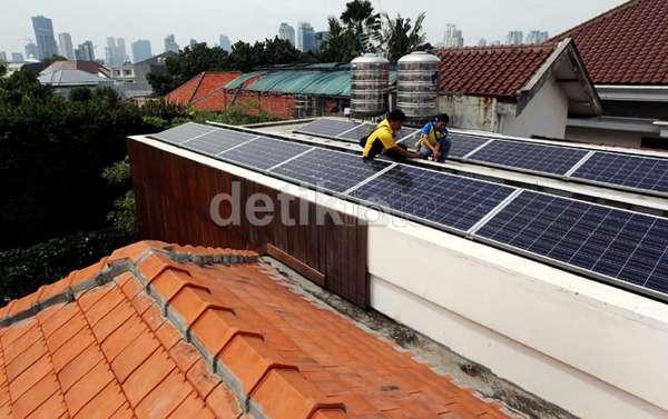 Mau Jual Listrik ke PLN, Ini Biaya yang Diperlukan Pasang Solar Cell
