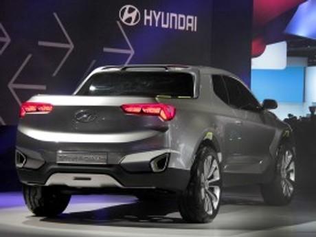 Pikap Hyundai Santa Cruze Segera Diproduksi?