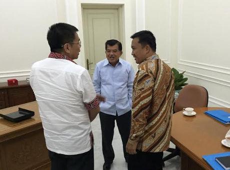 JK Merasa Tak Beda Pendapat dengan Jokowi soal Sepakbola 56d1d51554