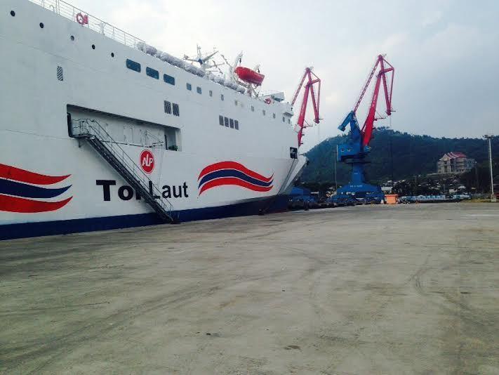 Investor Jepang Siap Pasok Kapal Bekas untuk Tol Laut