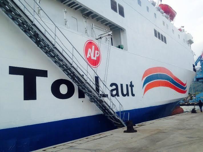 Apa Kabar Kapal Tol Laut Lampung-Surabaya?