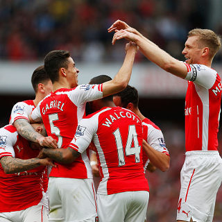 Final Piala FA Jadi Tolok Ukur Musim Arsenal