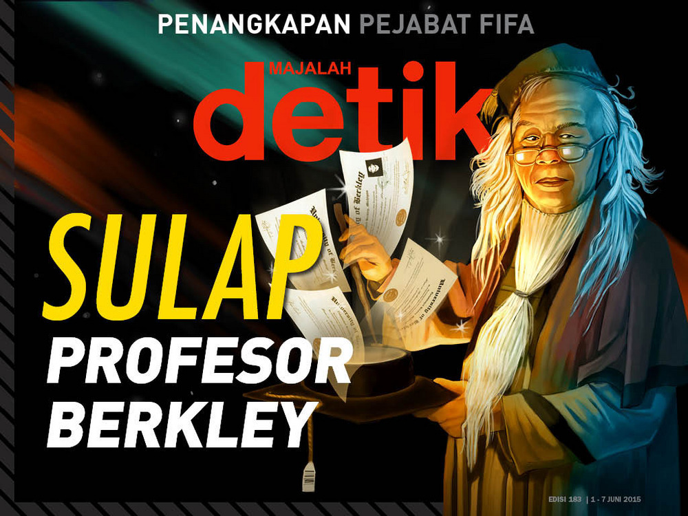 Sulap Profesor Berkley