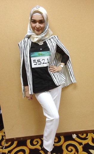 Mantan Model Seksi Ini Ikut Sunsilk Hijab Hunt Demi Bisa Umrah