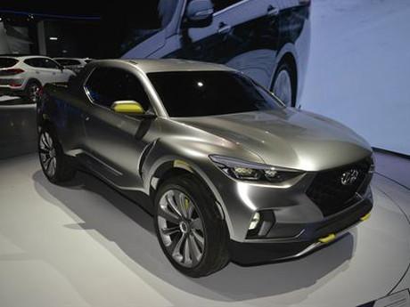 Siap Diproduksi, Pikap Hyundai Santa Cruz Jadi Saudaranya Tucson