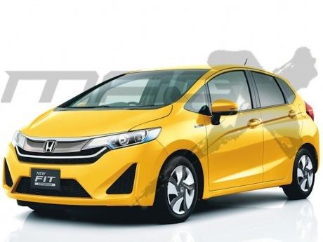 Honda Siapkan Jazz Hybrid Paling Irit BBM
