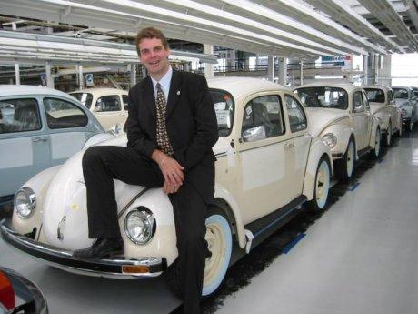 VW Beetle Edisi Produksi Pamungkas Ini Dijual Rp 14 Miliar