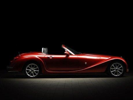 Mitsuoka, Roadster Klasik Berbasis Mazda MX-5