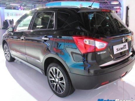 Crossover Suzuki S-Cross di India Ditawarkan dalam 6 Pilihan Warna