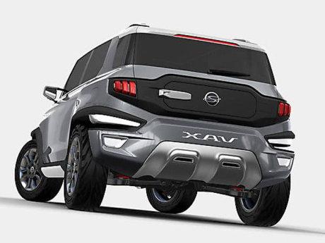 Pabrikan Korea Ssyang Yong Siapkan Pesaing Jeep Wrangler