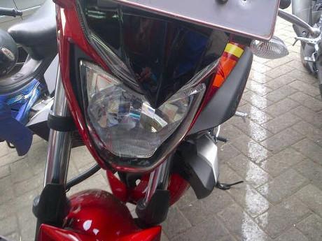 Motor Yamaha MT 25 Akhirnya Kepergok di Jalanan!