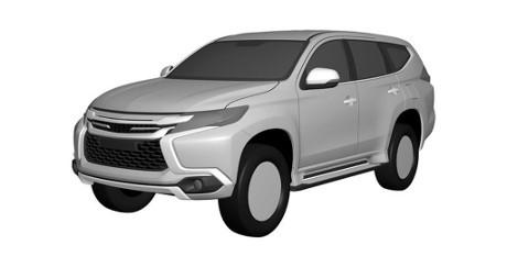 Mitsubishi Patenkan Tampang Pajero Montero Anyar