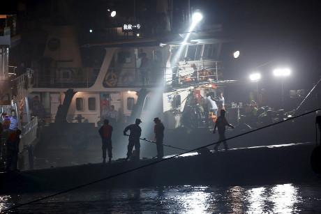 Korban Tewas Kapal Pesiar China Capai 331 Orang