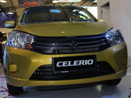 Suzuki Celerio Jadi Mobil Paling Irit di India