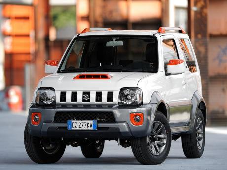 Begini Jika Suzuki Jimny Tampil Warna-warni