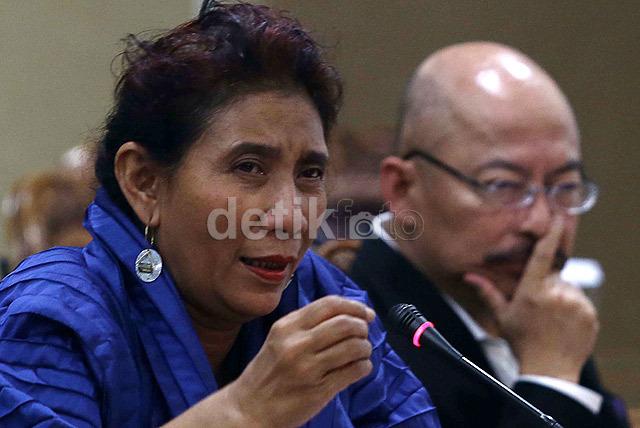 Menteri Susi: Tak Punya Timah Kok Thailand Bisa Ekspor Timah?