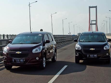 Berapa Stok Chevrolet Spin di Indonesia Saat ini?